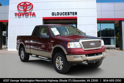 Pre-Owned 2005 Ford F-150 Lariat