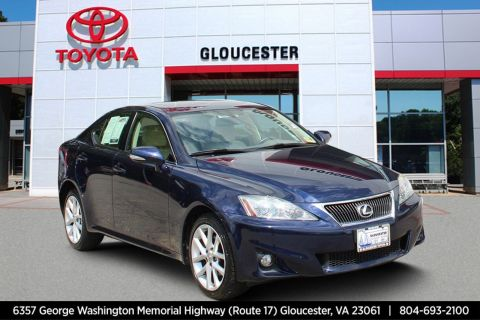 Pre-Owned 2012 Lexus IS 250 4 Door Sedan