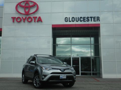New 2018 Toyota RAV4 Hybrid Limited  With Navigation & AWD