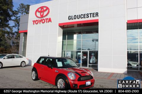 Pre-Owned 2009 MINI Cooper Hardtop John Cooper Works