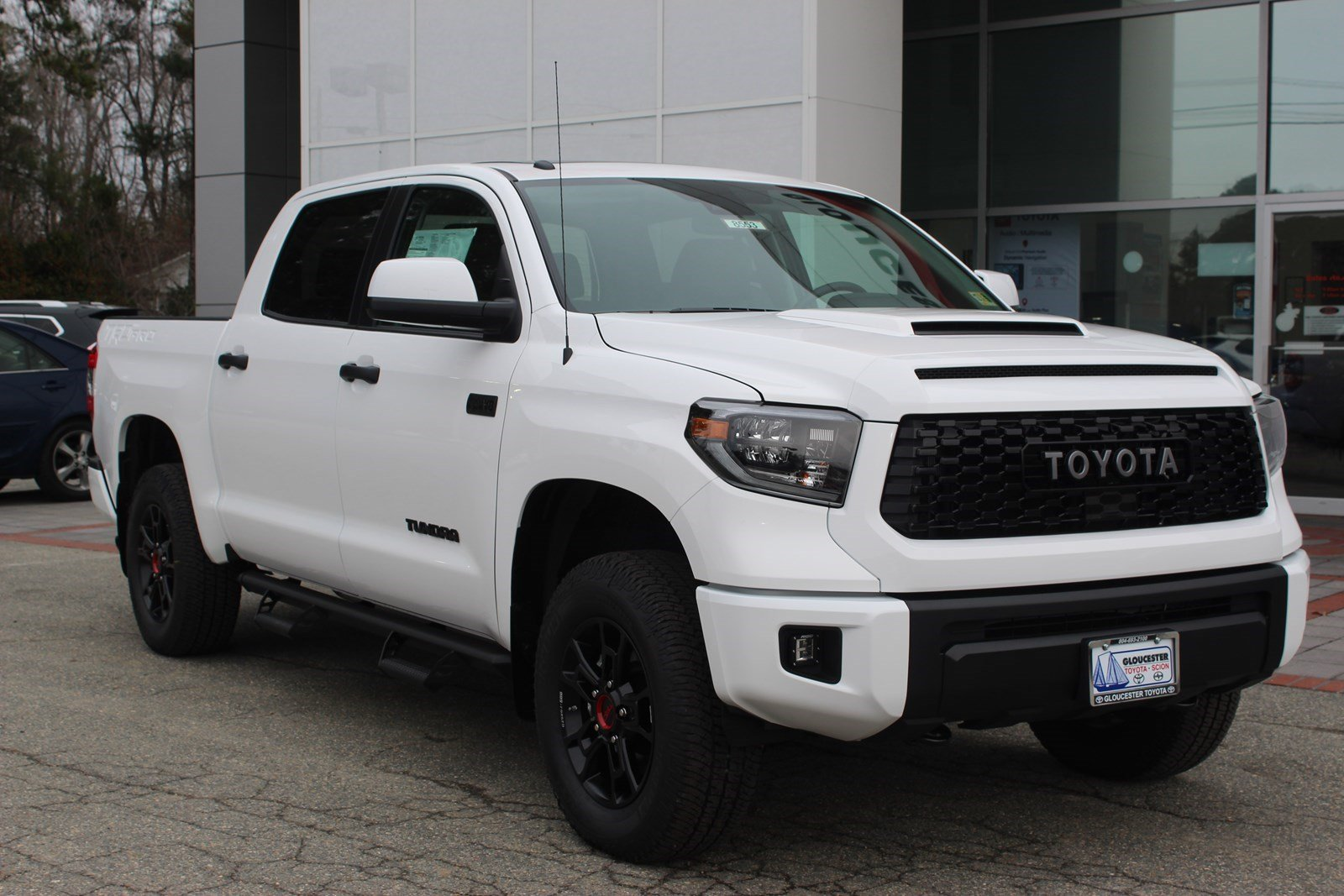 Trd Pro Tundra >> New 2019 Toyota Tundra 4wd Trd Pro Crew Cab Pickup In Gloucester