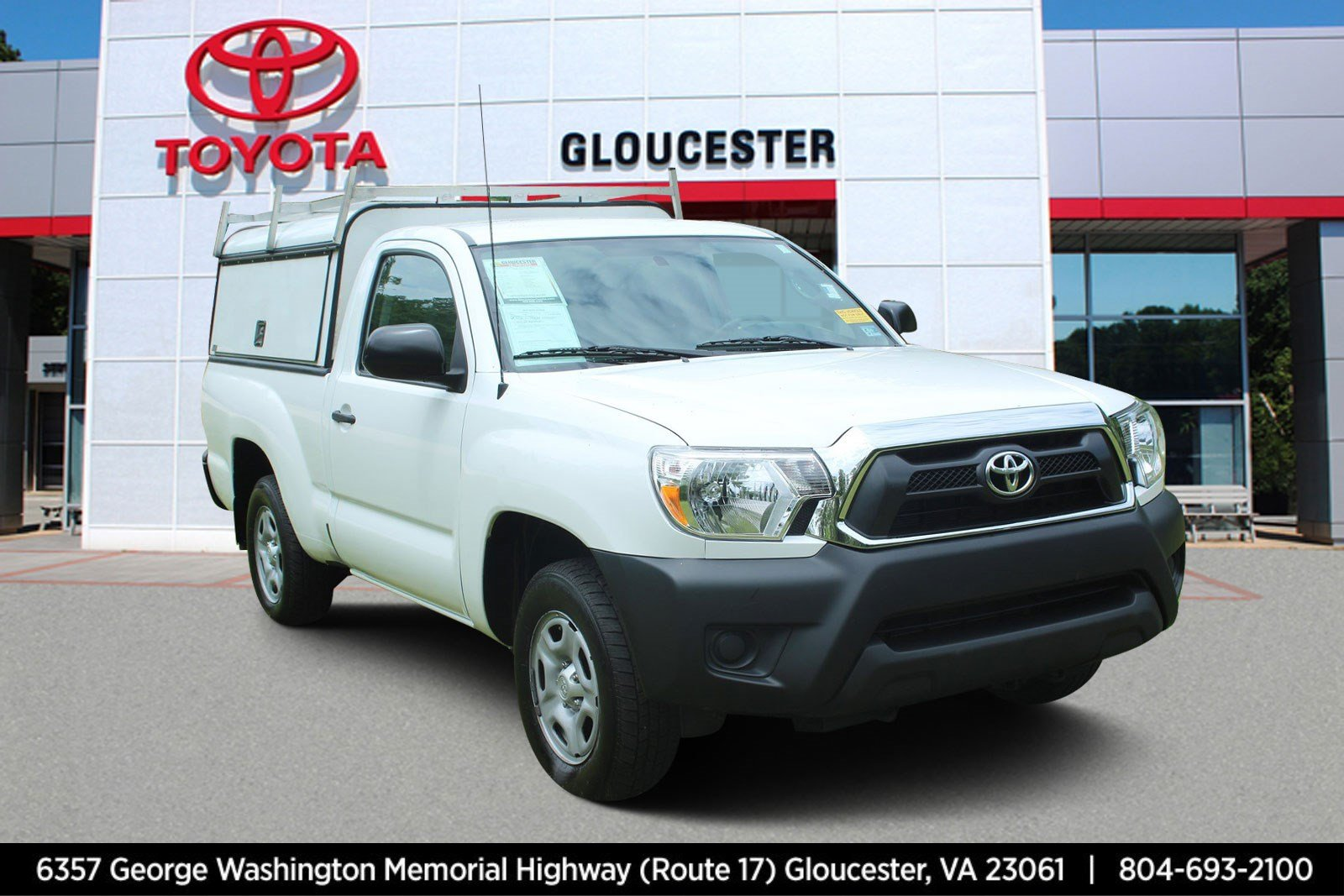 Pre-Owned 2014 Toyota Tacoma Reg Cab 2WD