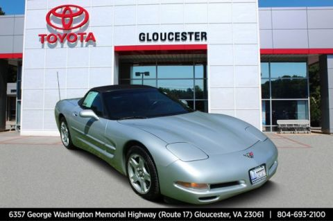 Pre-Owned 1999 Chevrolet Corvette
