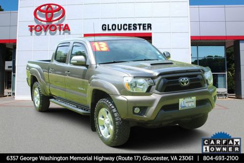 Pre-Owned 2013 Toyota Tacoma Double Cab Long Bed