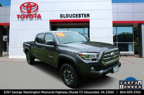 Pre-Owned 2017 Toyota Tacoma TRD Pro Crew Cab Pickup in